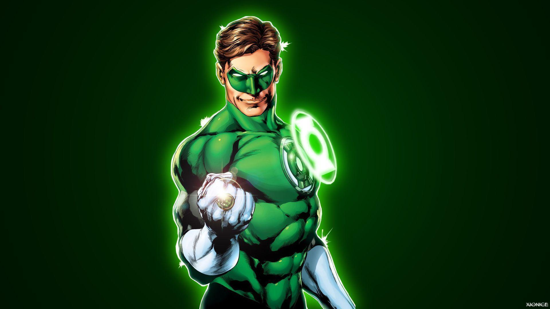 green lantern artwork wallpaper - photo #5