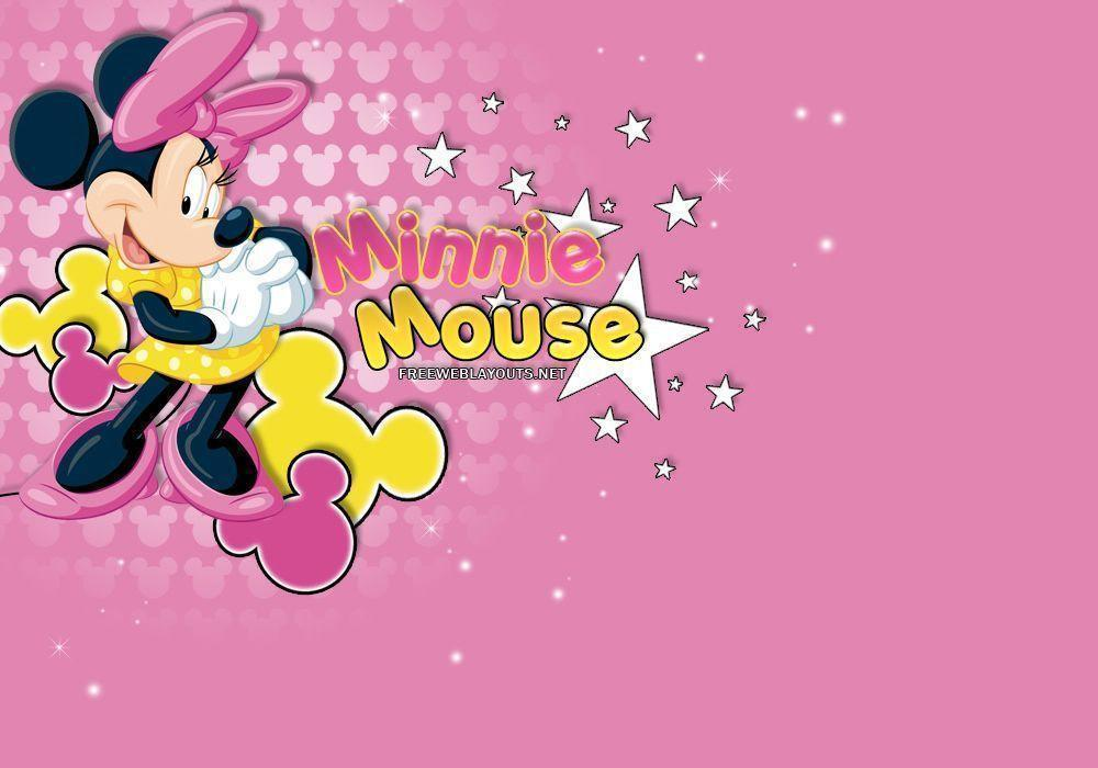 Minnie Mouse Wallpapers Minnie mouse backgrounds Free Wallpapers