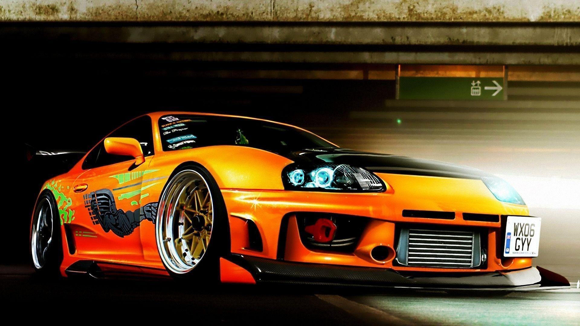 Toyota Supra 2015 Wallpapers Hd For Android Wallpapers