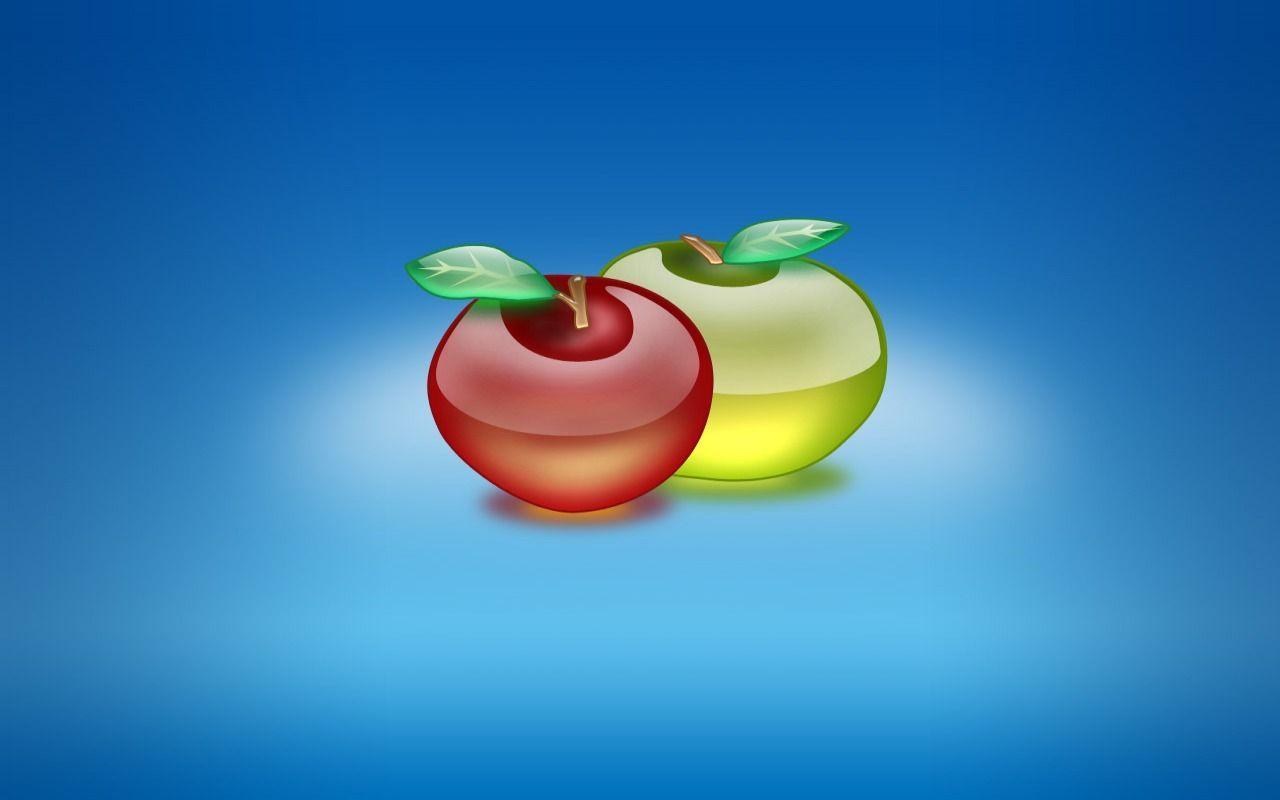image 3d fruit desktop - photo #21