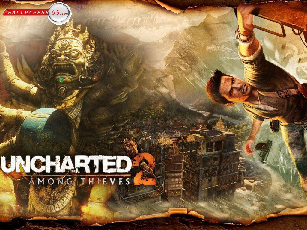 Pin Uncharted 2 Among Thieves 1024x768 Wallpapers