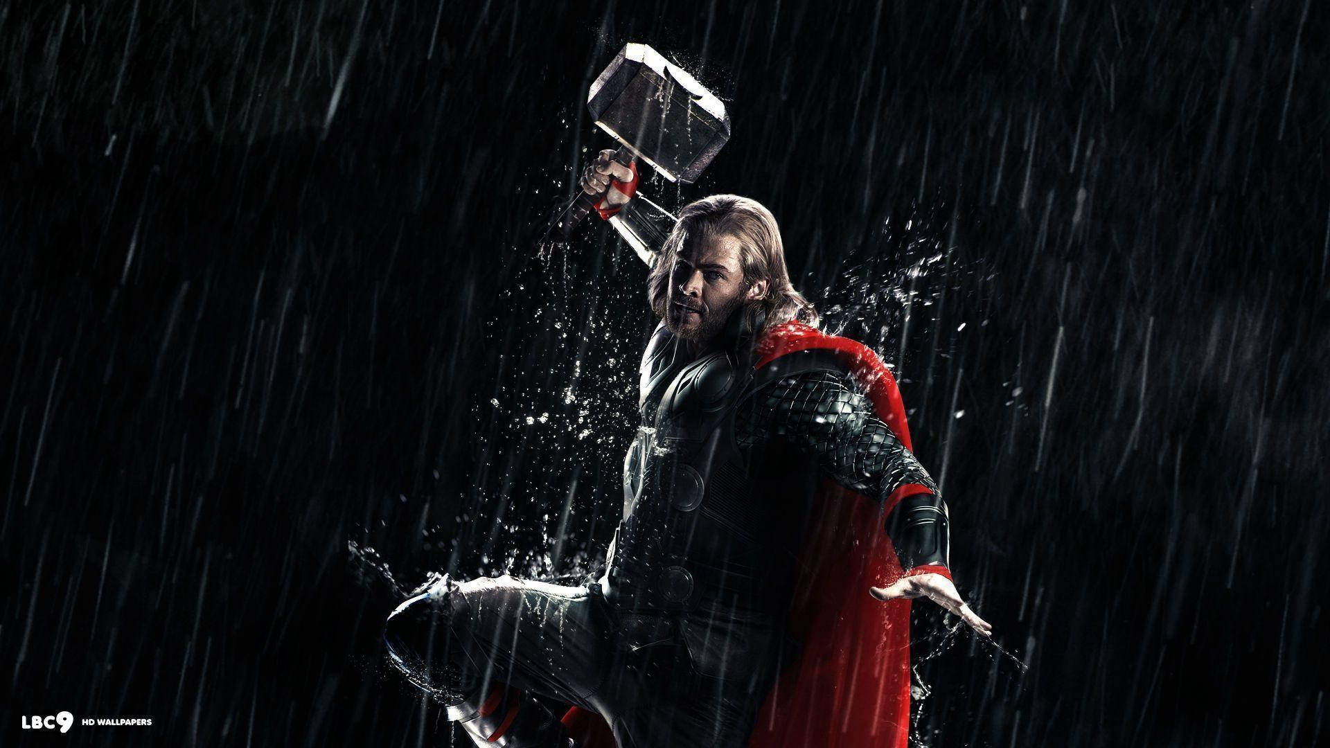 thor the dark world wallpapers 1/5