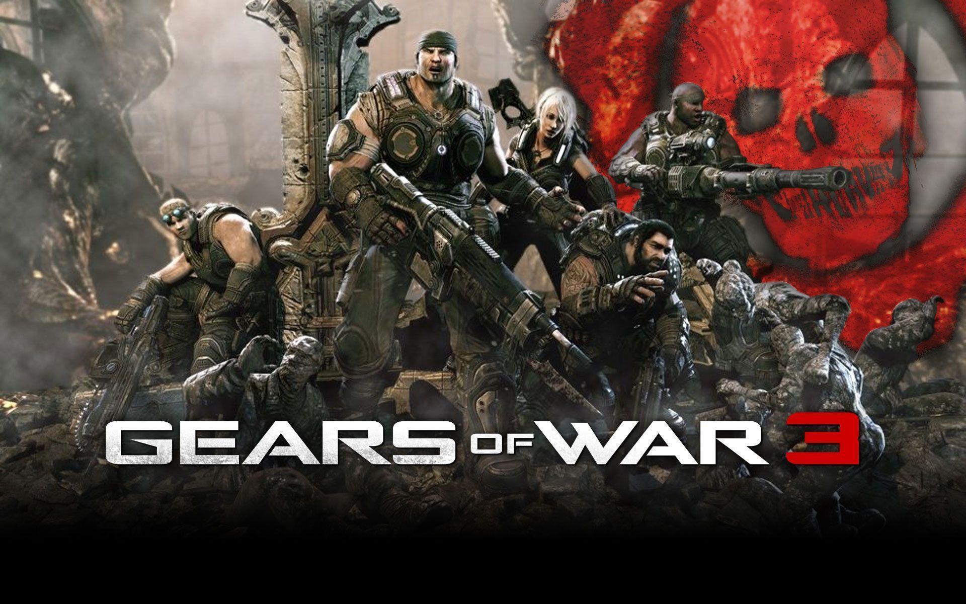 Gears Of War Wallpapers HD - Wallpaper Cave