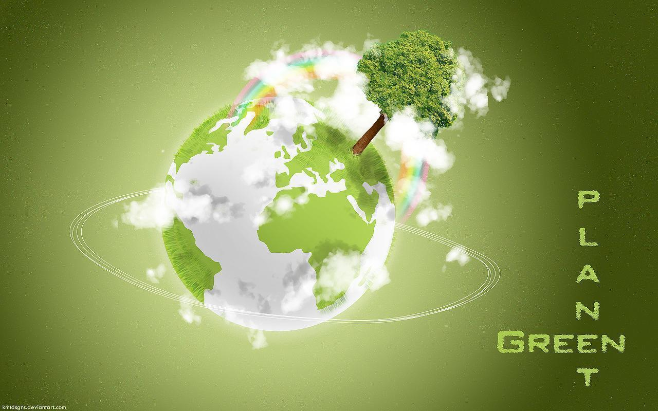 earth green day wallpaper - photo #5