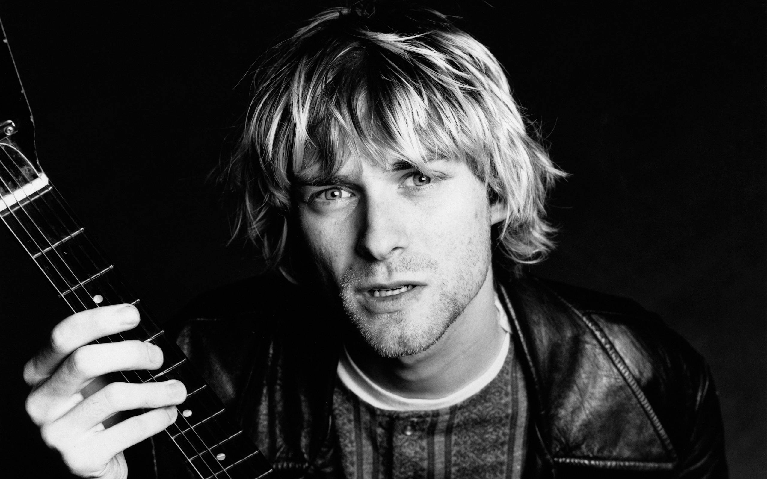 Kurt Cobain Wallpapers Wallpaper Cave