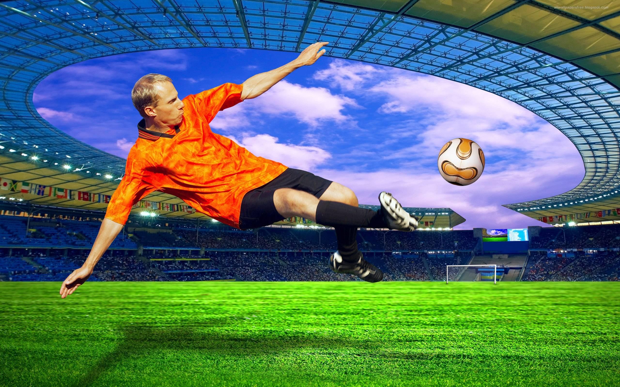 Sports Design Wallpaper Hd: HD Football Wallpapers