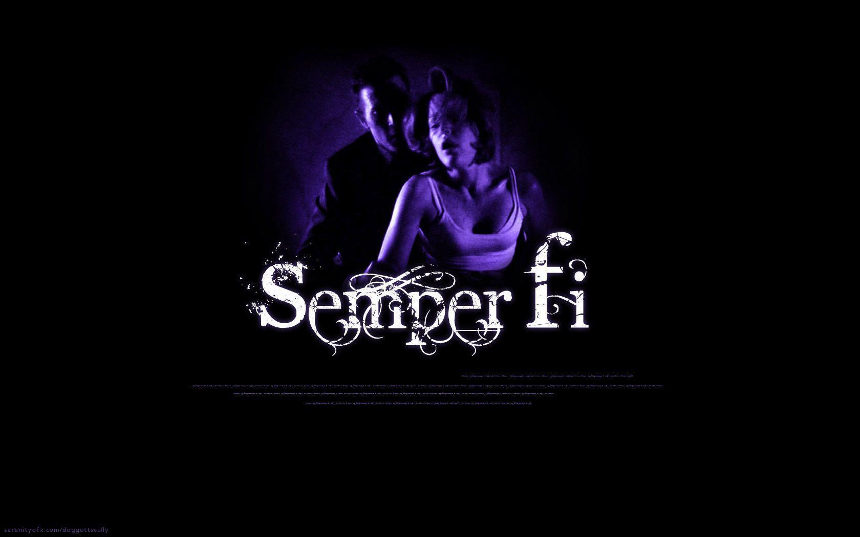Semper Fi Antwort