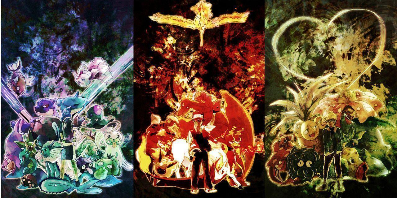 Gallery For gt All Fire Type Pokemon Wallpaper