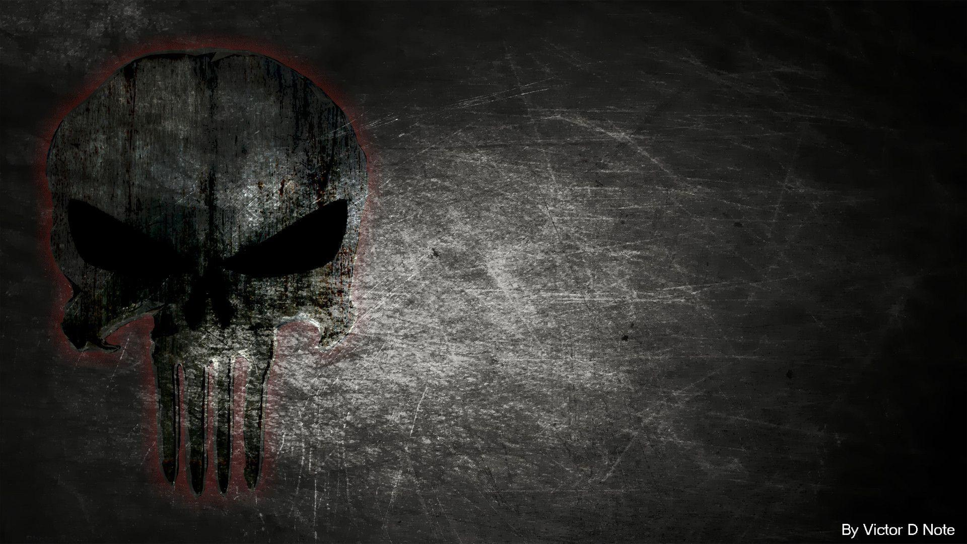 The punisher wallpapers wallpaper cave the punisher by vihkun on deviantart wallpaper 1920x1080 hot hd voltagebd Gallery
