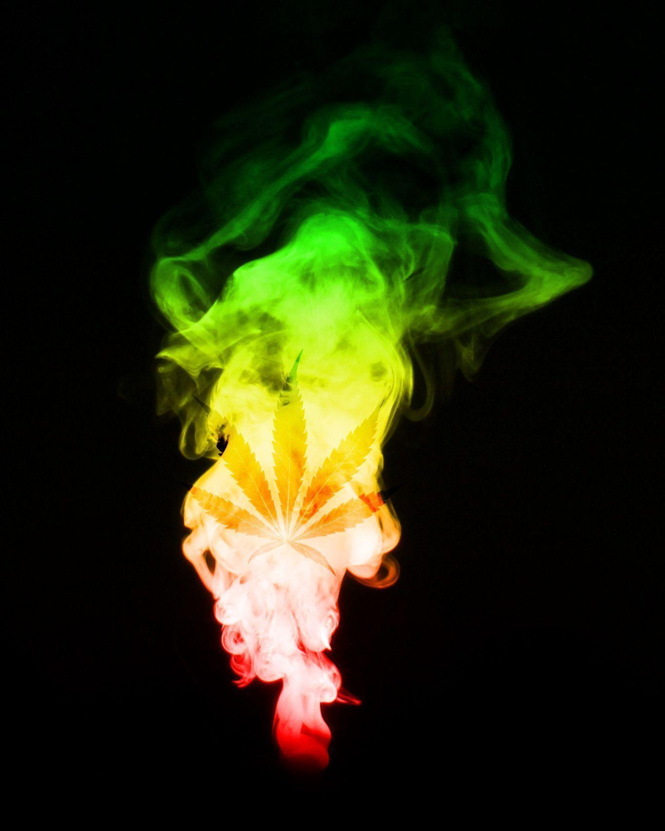 rasta smoke wallpaper moving - photo #13