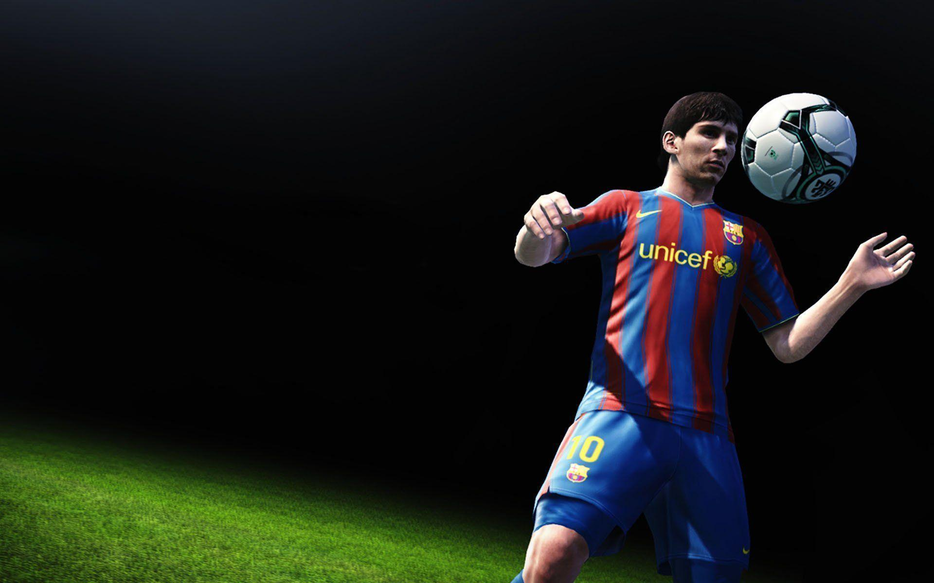 Lionel Messi In FIFA Wallpapers #12817 Wallpaper | High Resolution ...