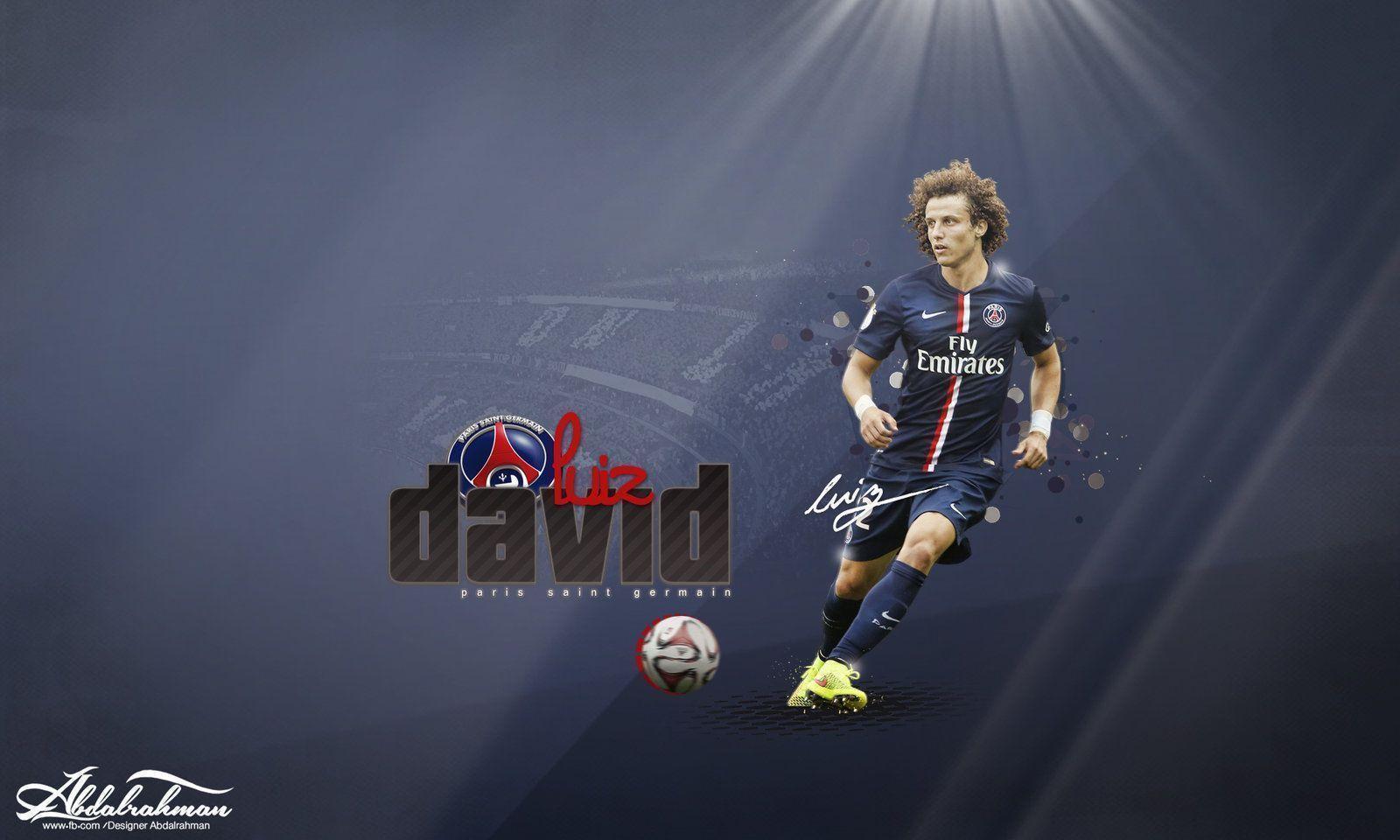 David Luiz Wallpapers 2015 HD