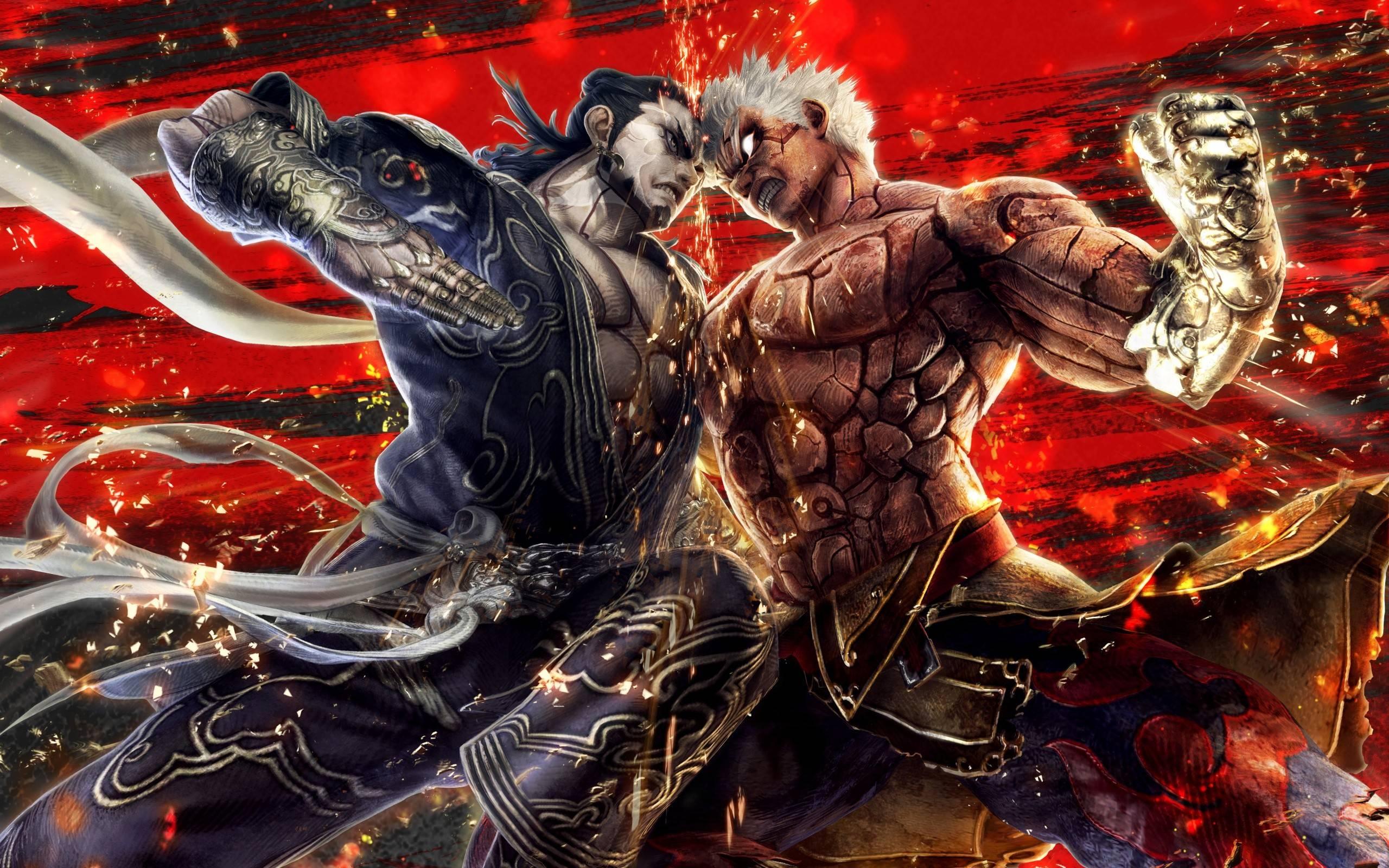 Tekken Robots Wallpapers Myspace Backgrounds Free Download Games ...