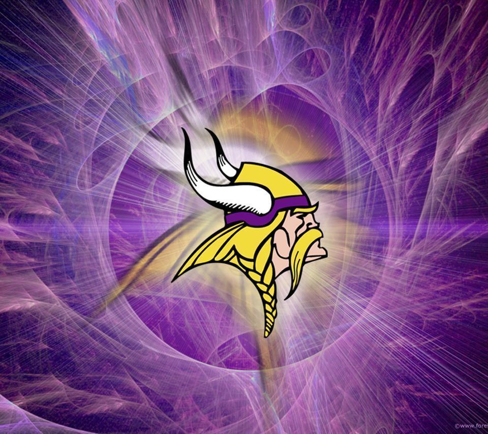 "Photo ""vikings logo"" in the album ""Sports Wallpapers"" by"