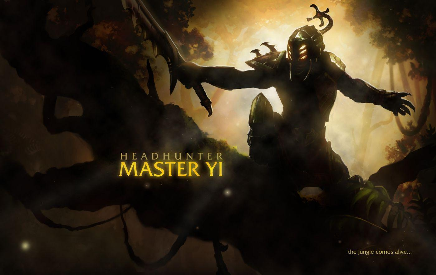 master yi by n - photo #31