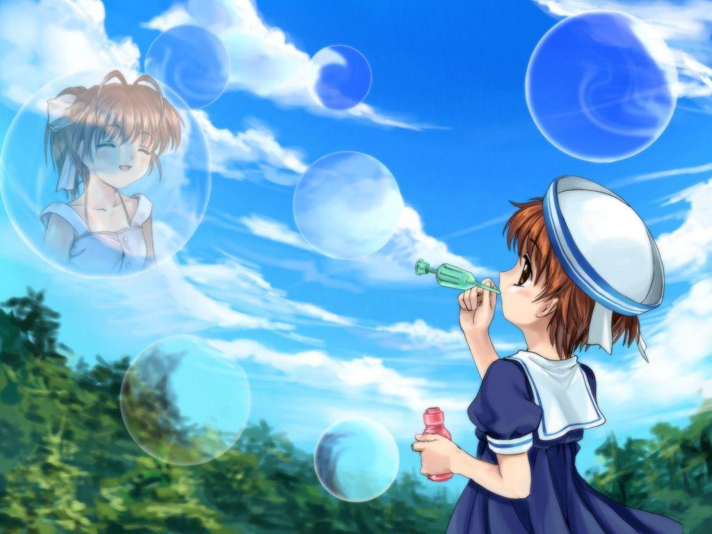 Image For > Clannad After Story Wallpapers