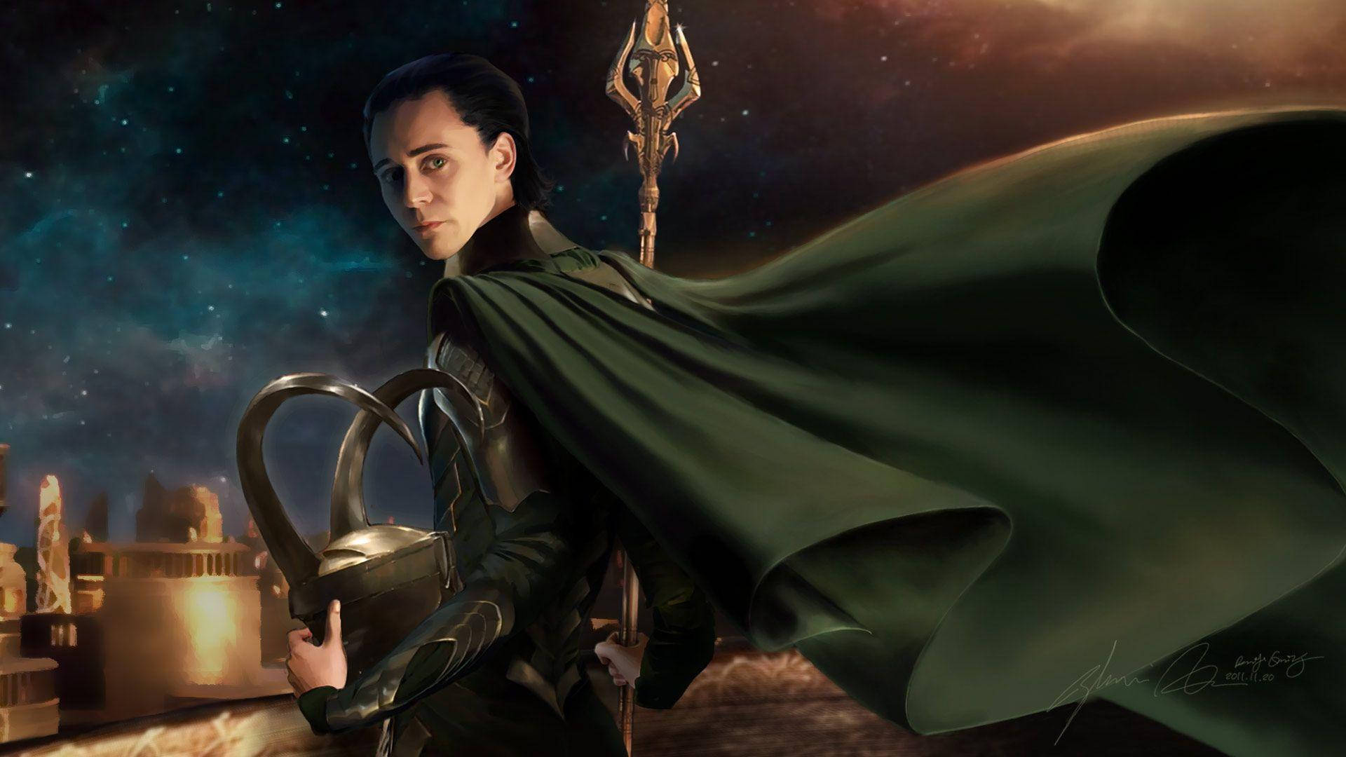 loki background for tigger - photo #18