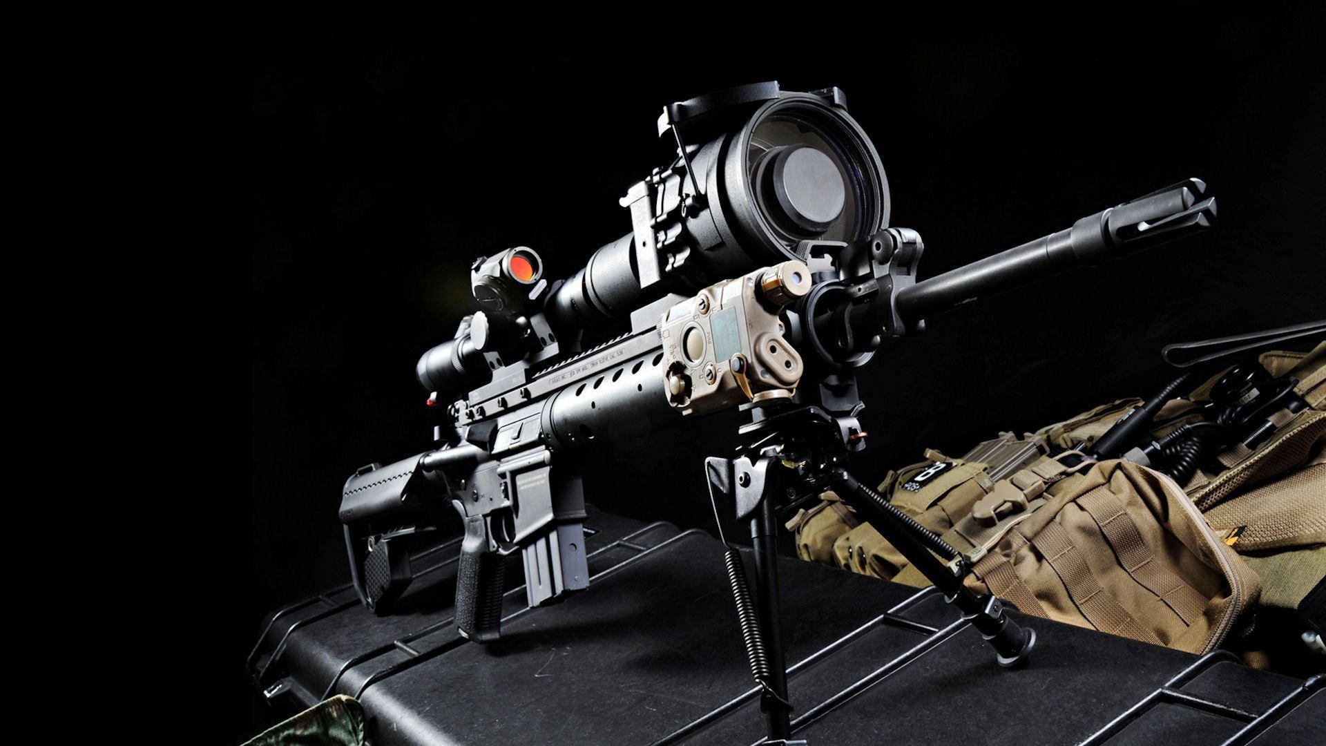 Sniper Rifle Snipers Artwork Wallpapers Hd Desktop And: Sniper Gun Wallpapers