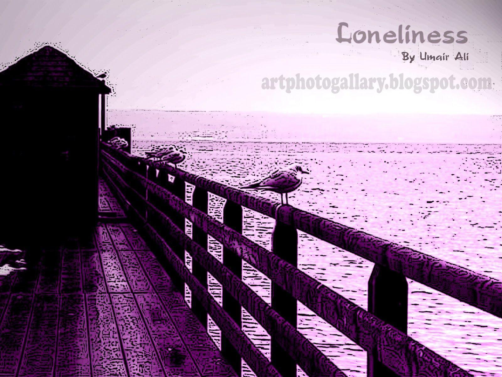 Lonely Wallpapers (64+ images) |Loneliness Wallpapers With Quotes