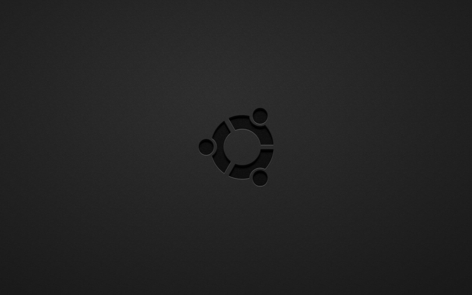 Ubuntu Dark Wallpapers Wallpaper Cave