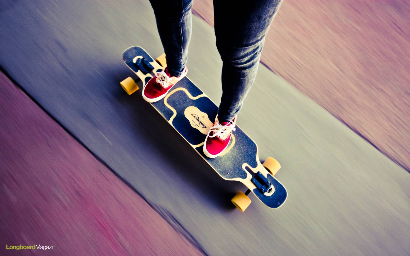longboard girl wallpaper hd