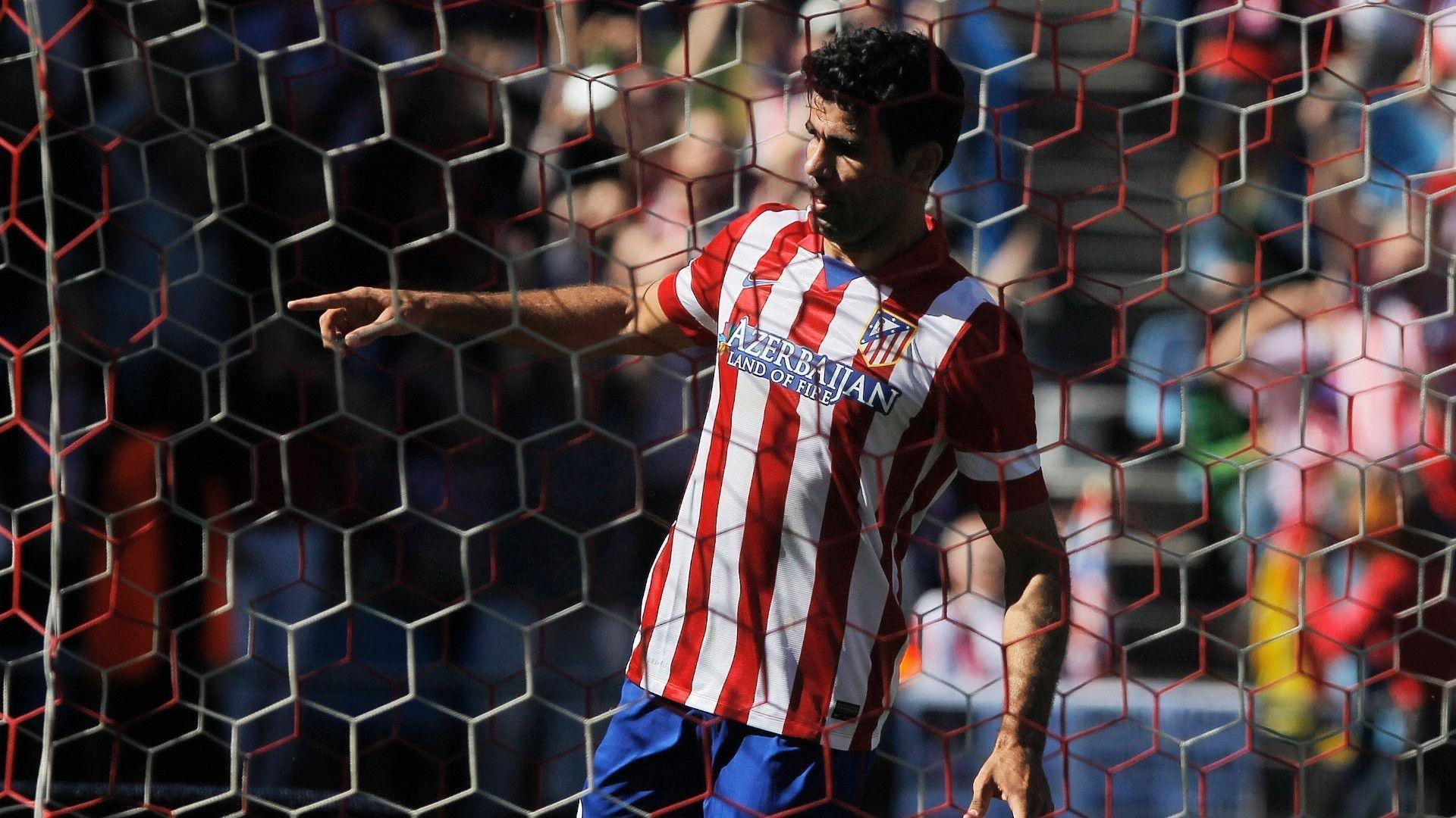 Pin Diego Costa Atletico Madrid Wallpapers Gallery