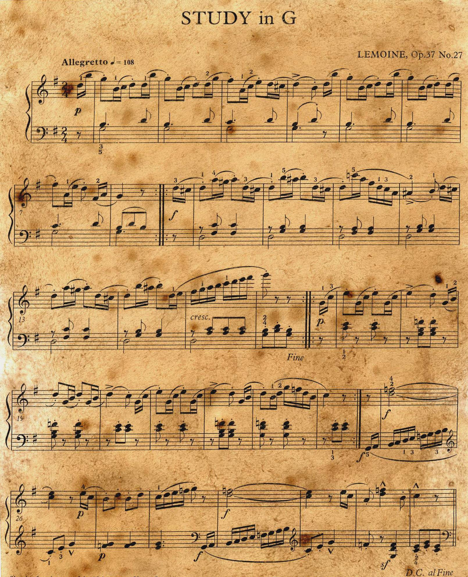 sheet music 2 wallpaper - photo #11