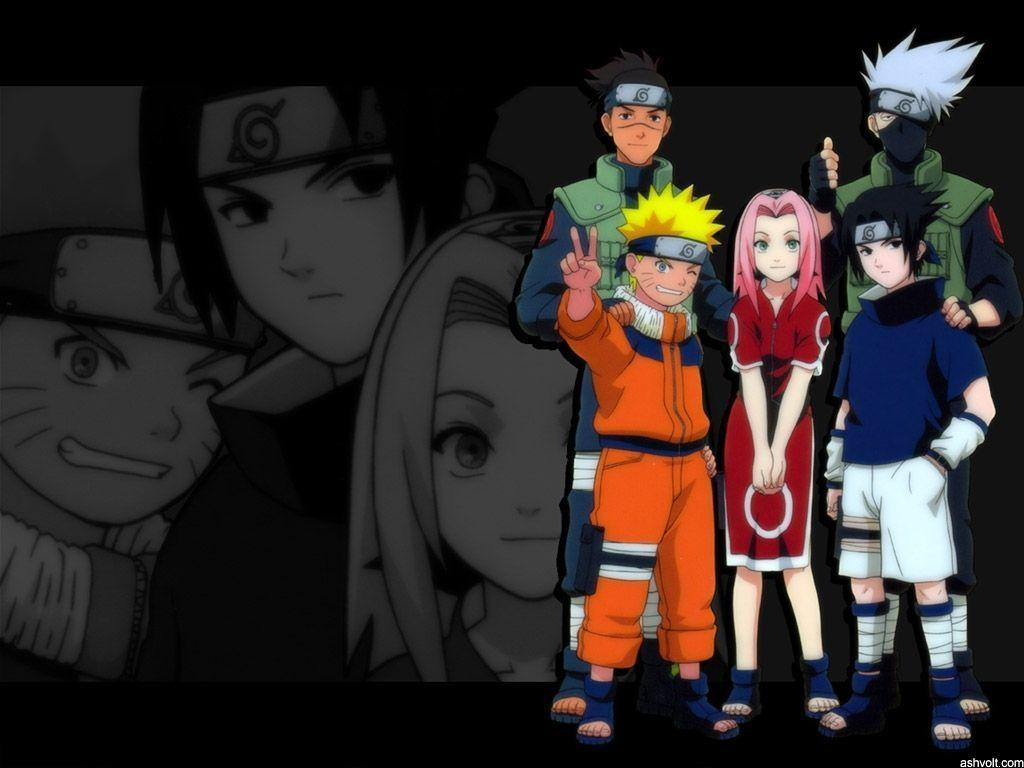 Naruto Wallpapers For Free Mac