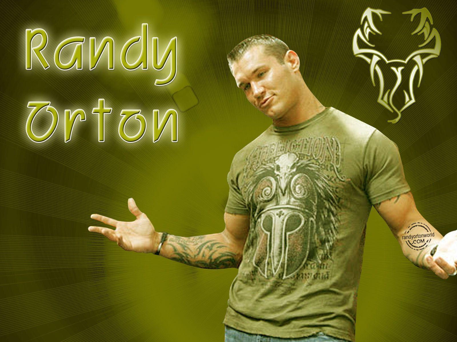 Cool Randy Orton Wallpaper | WWE Randy Orton