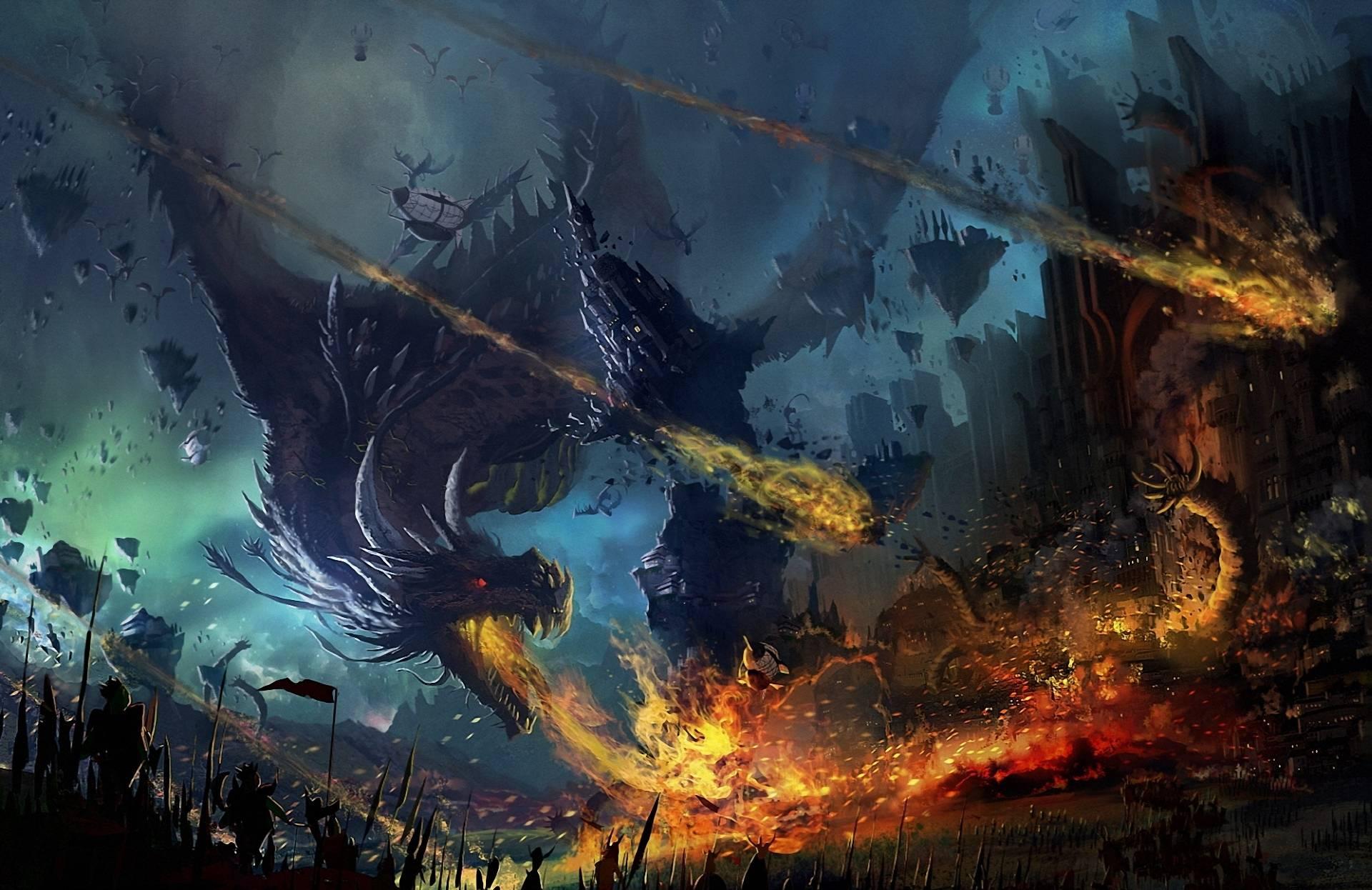 Fantasy Dragon Wallpapers