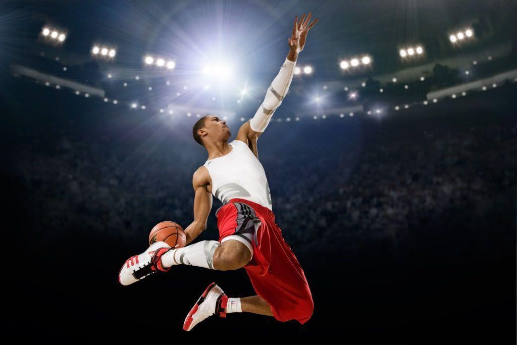 derrick rose wallpaper dunk - photo #9