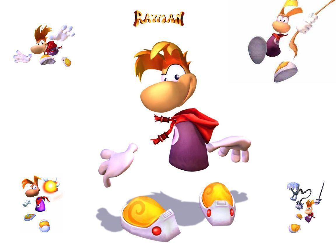 Rayman Wallpapers by JJRamone2