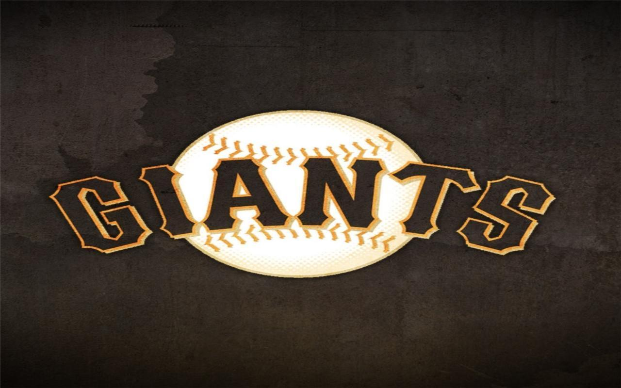 San Francisco Giants Logo Wallpapers Wallpaper Cave