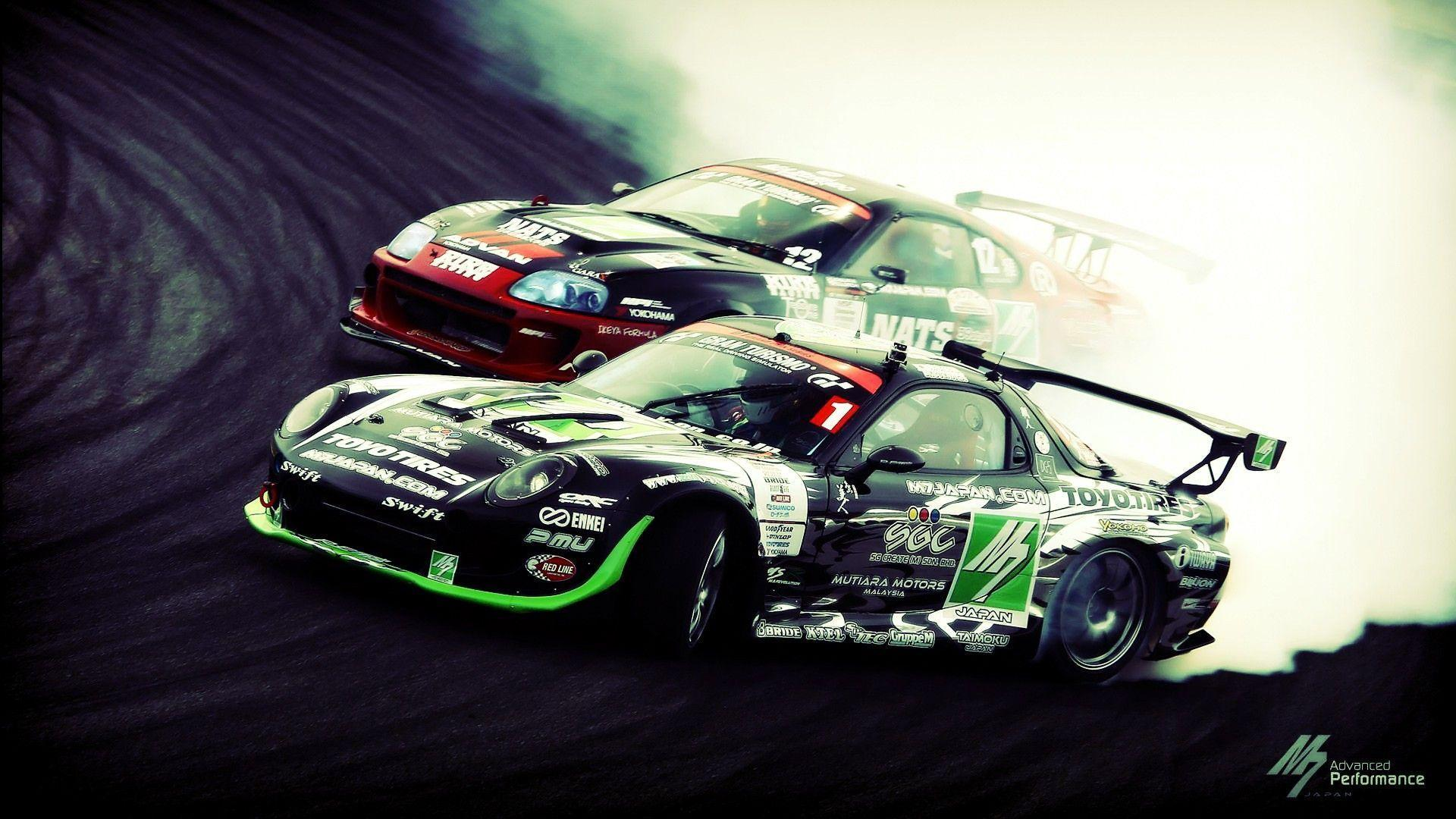 Vehicles For > Formula Drift Cars Wallpaper