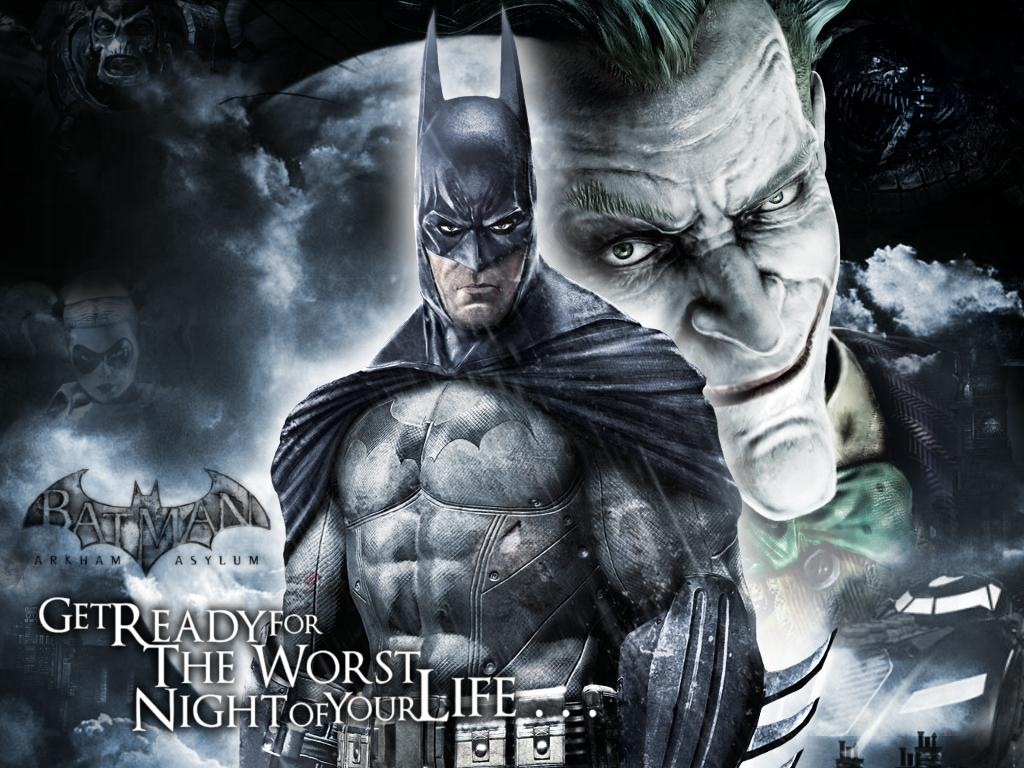 batman arkham asylum wallpapers wallpaper cave