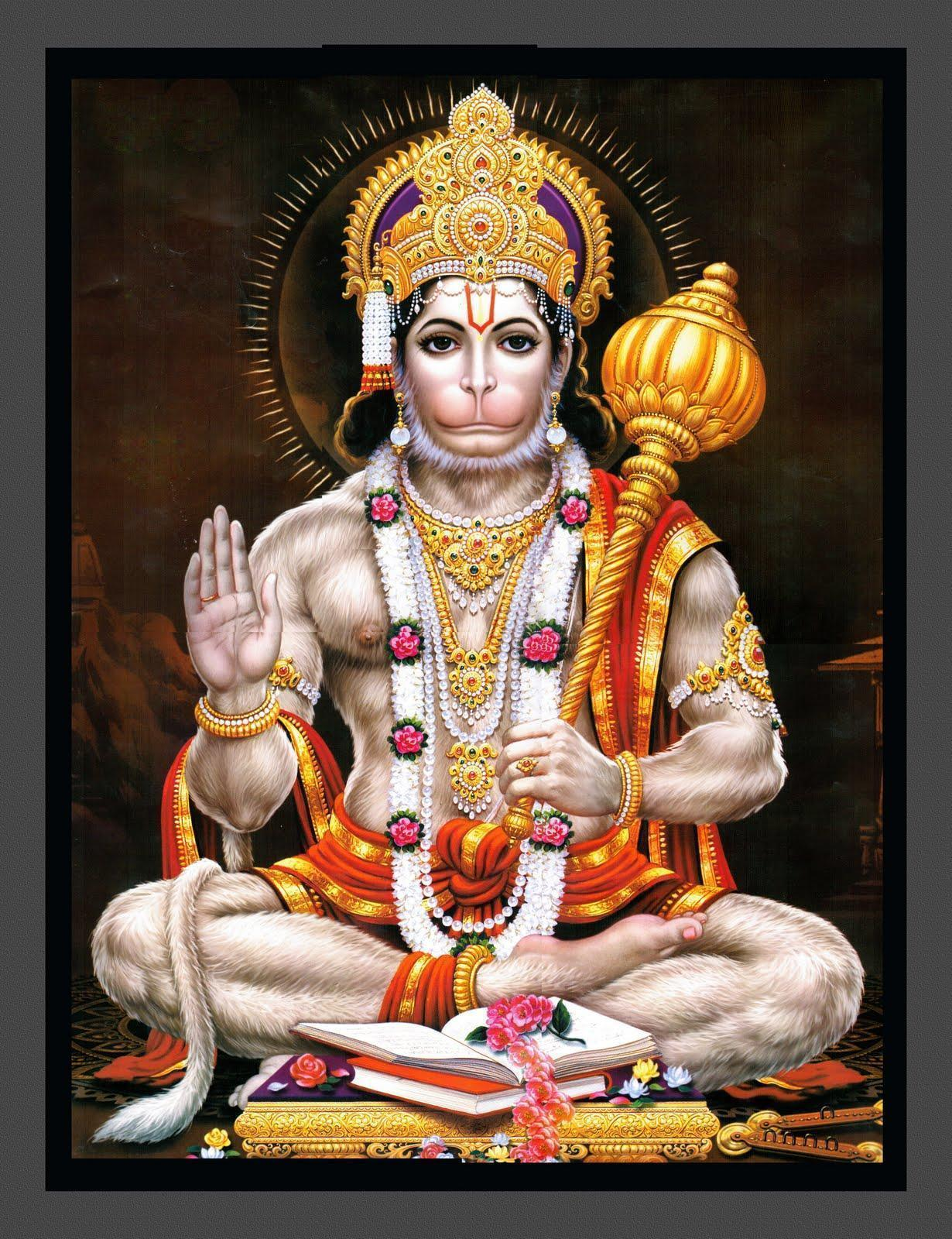 Panchmukhi Hanuman Wallpapers For Desktop
