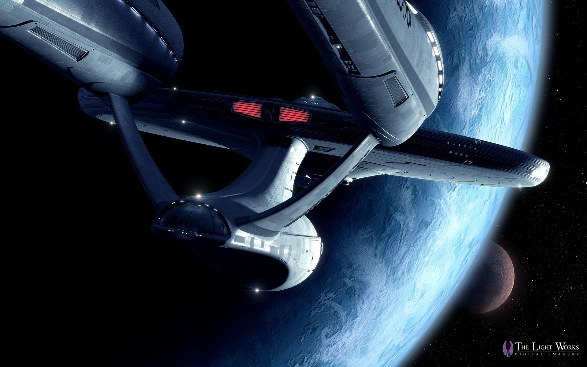 Starship Enterprise Wallpapers