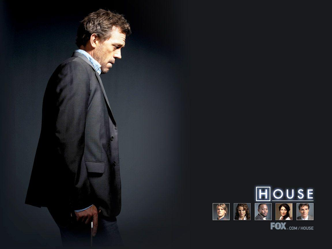 House MD - House M.D. Wallpaper (267804) - Fanpop