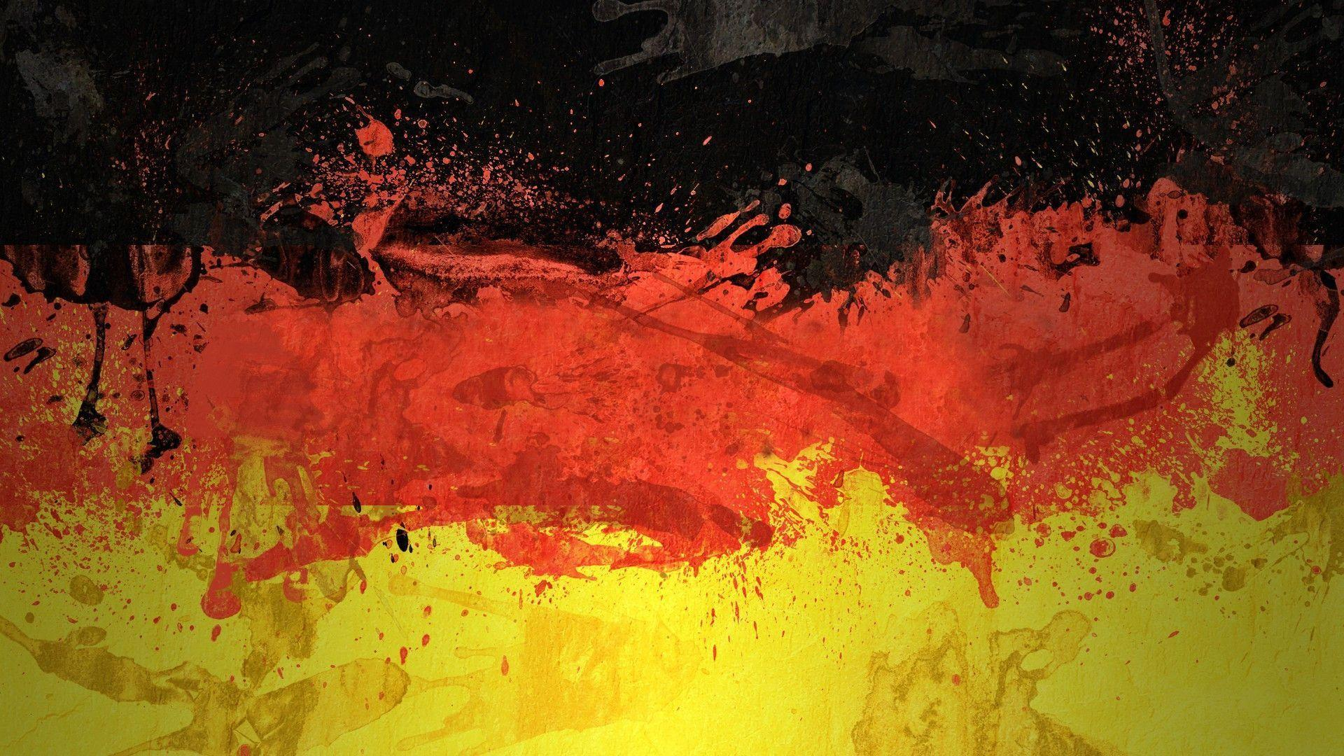 Germany flag Wallpaper #