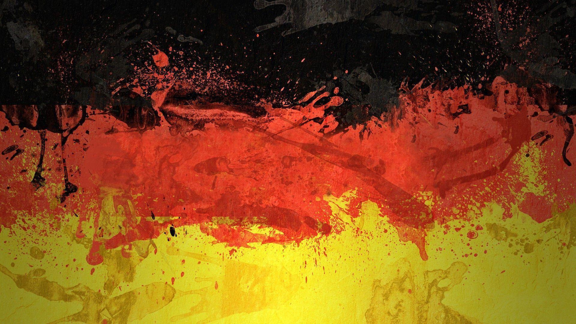 Germany flag Wallpaper #