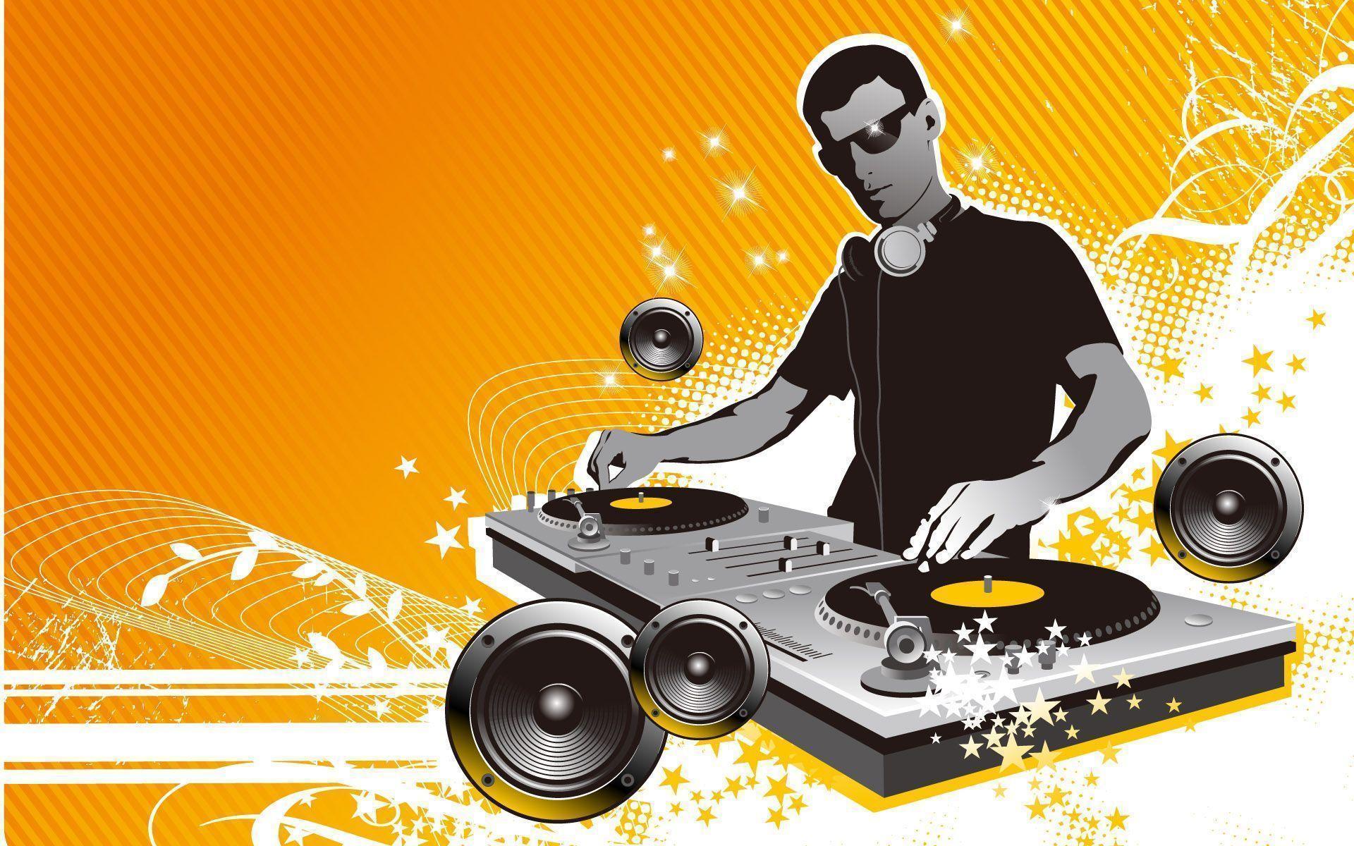 DJ Mixer Wallpapers - Wallpaper Cave