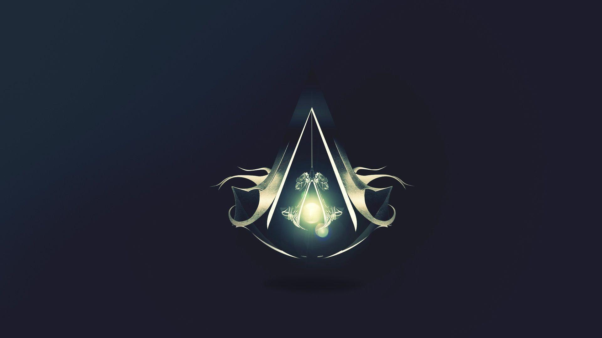 Wallpapers For > Assassins Creed Logo Wallpapers Hd