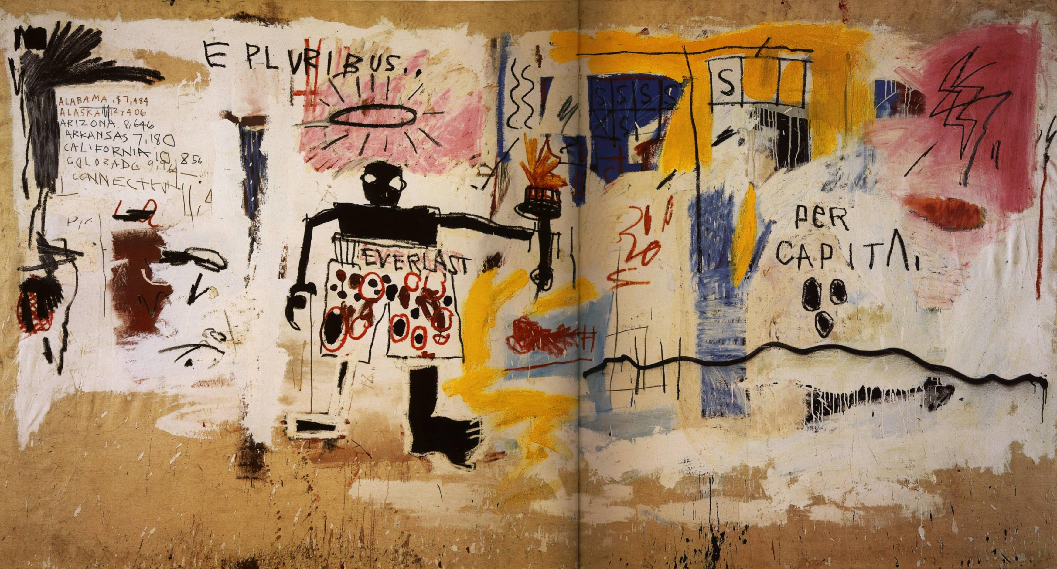 Jean Michel Basquiat Wallpaper Images & Pictures - Becuo