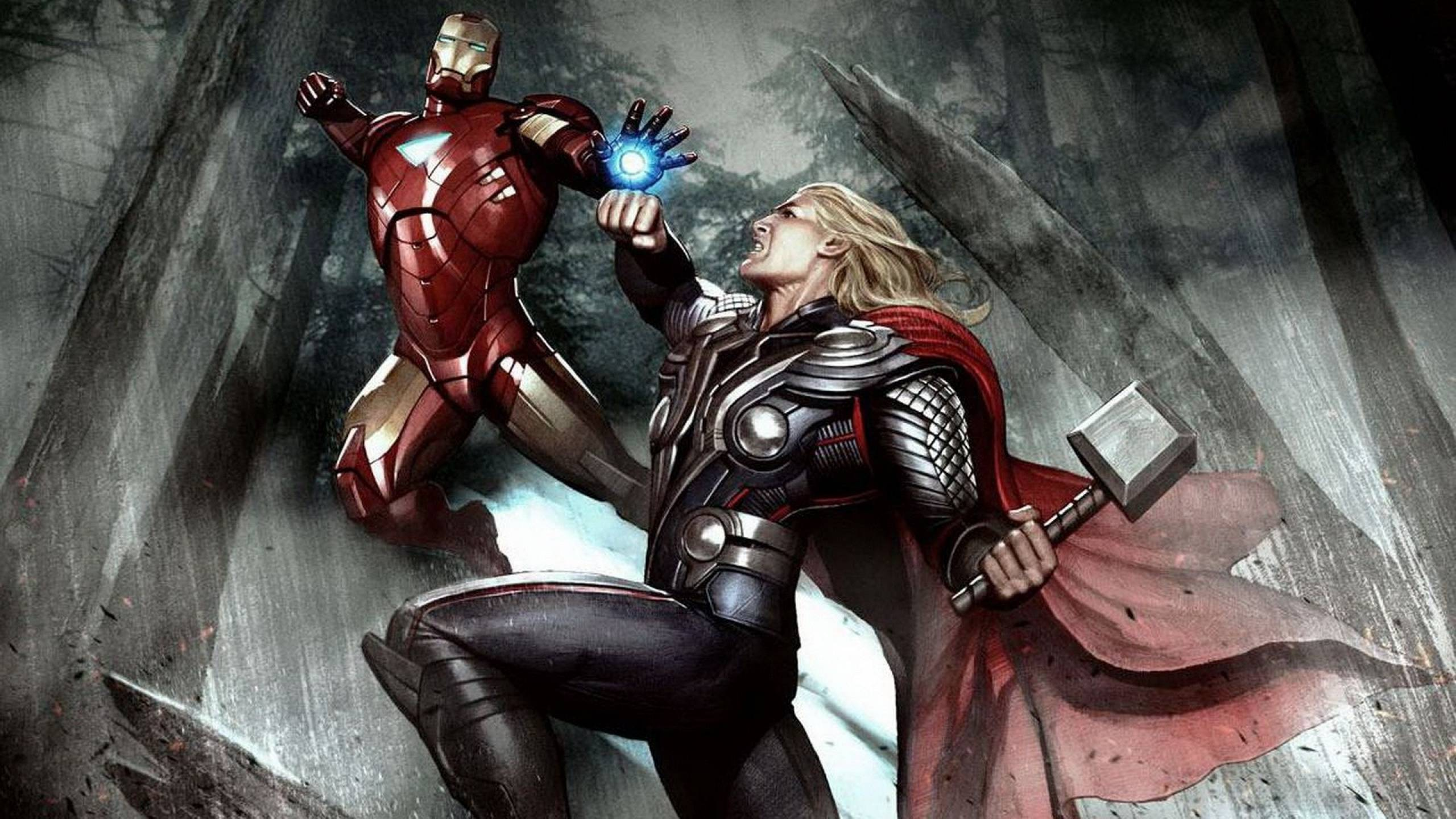 3d Thor Movie Hammer Wallpapers Hd: Thor Wallpapers