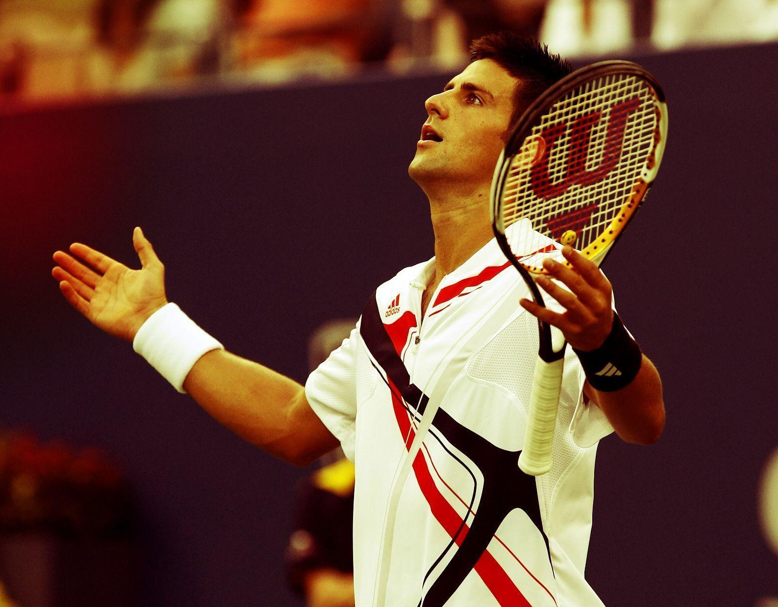Tennis Player Novak Djokovic HD Wallpapers:wallpapers screensavers