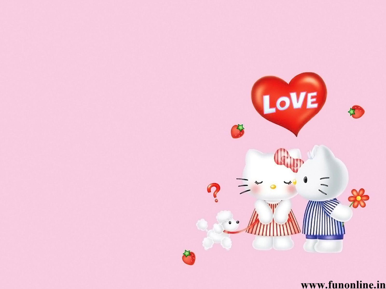 Cartoon Love Wallpapers