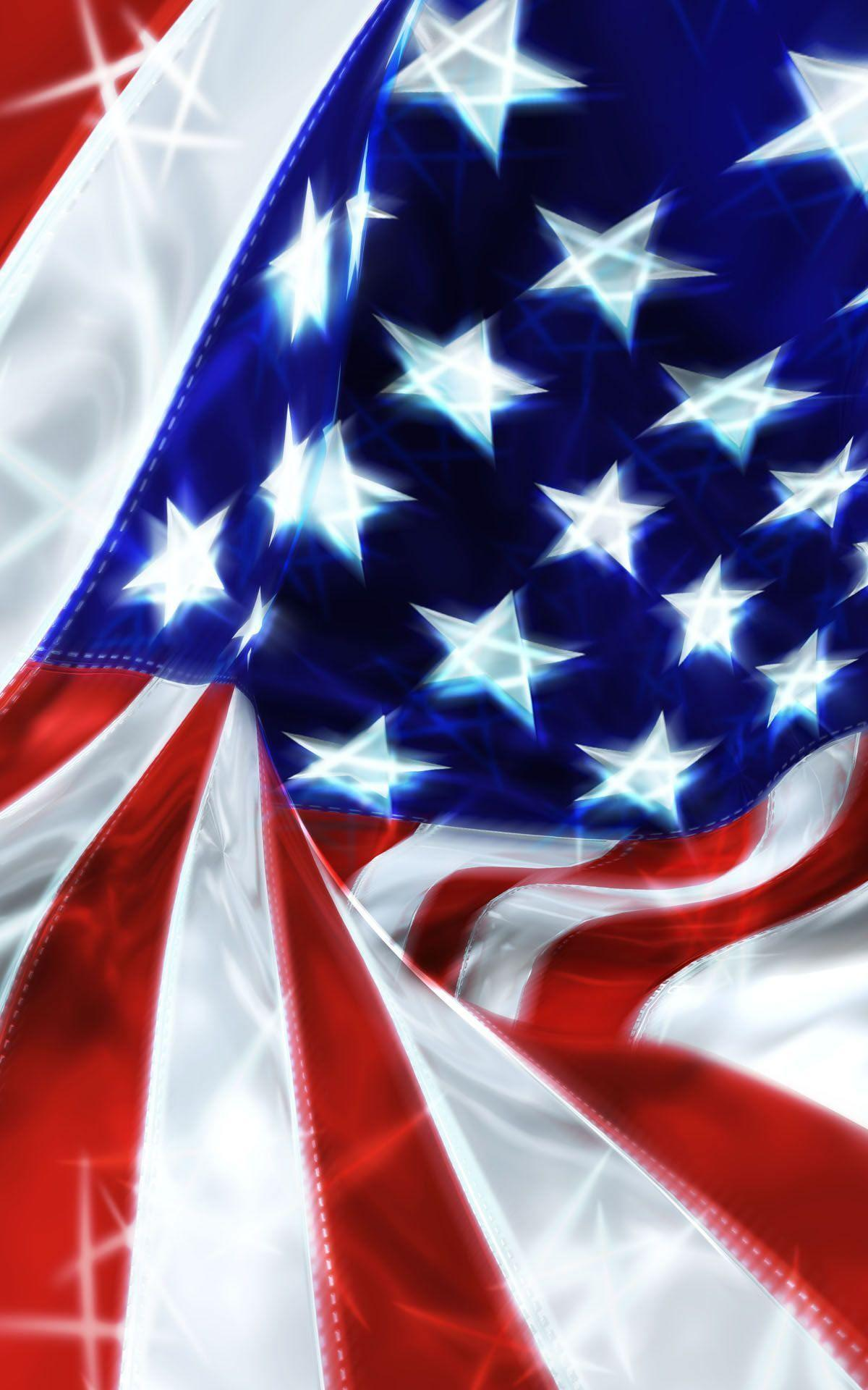 Wallpapers For > American Flag Wallpapers Vertical