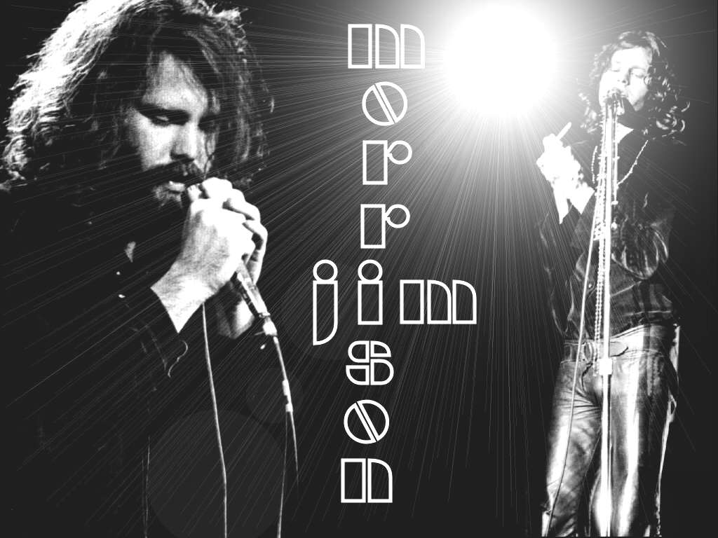 The Doors Wallpapers 1 / 1024x768 / Jim Morrison Wallpapers