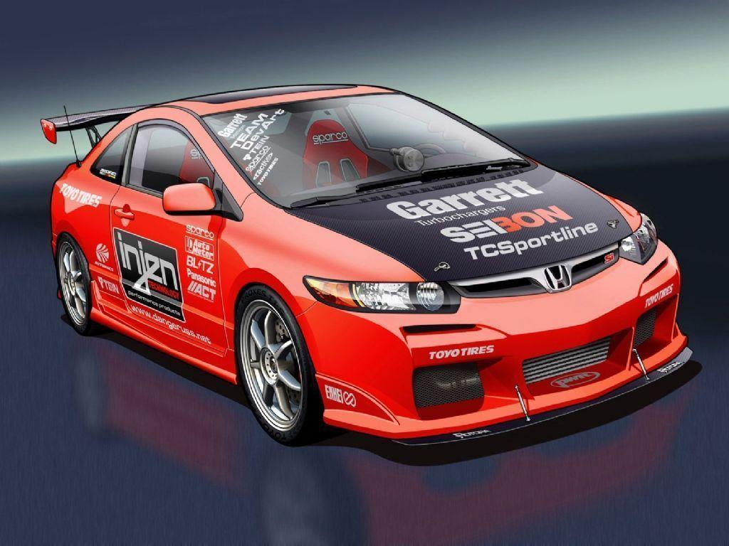 Honda Civic Desktop Wallpapers hd