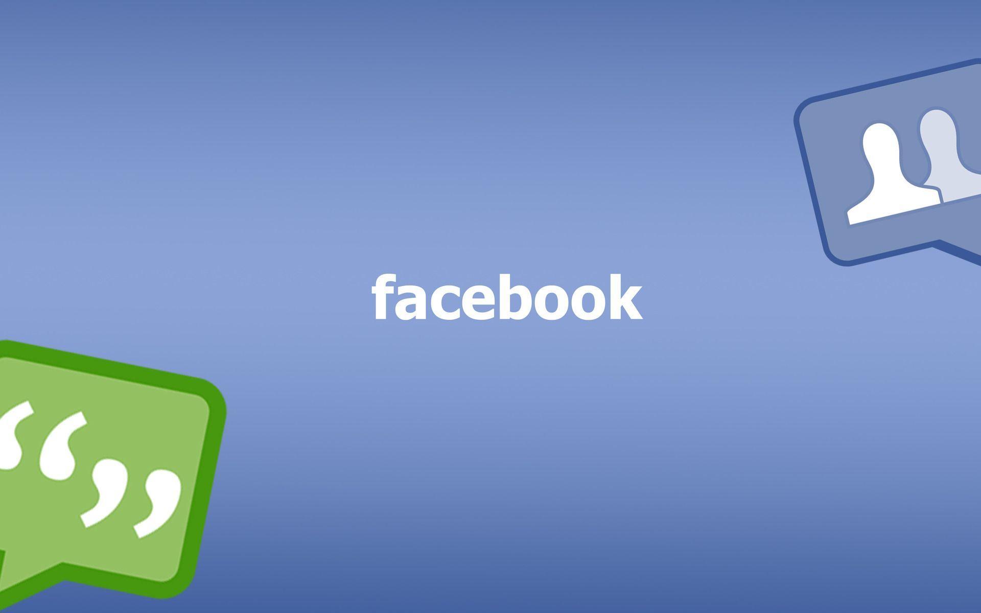 description facebook wallpaper is - photo #15